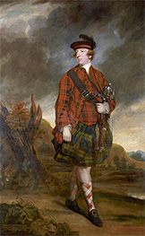 John Murray, 4th Earl of Dunmore, 1765 by Reynolds | Giclée Canvas Print
