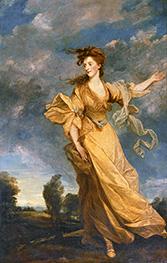 Reynolds | Lady Jane Halliday, c.1778/79 | Giclée Canvas Print