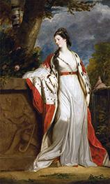 Reynolds | Elizabeth Gunning, Duchess of Hamilton and Argyll, c.1760 | Giclée Canvas Print