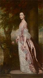 Reynolds | Miss Susanna Gale, c.1763/64 | Giclée Canvas Print