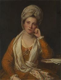 Reynolds | Mrs. Horton, Later Viscountess Maynard, Undated | Giclée Canvas Print