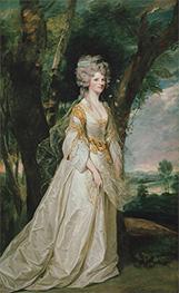 Reynolds | Lady Sunderlin, 1786 | Giclée Canvas Print