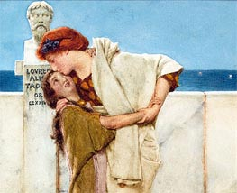 Alma-Tadema | Motherly Love | Giclée Canvas Print