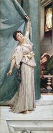 Alma-Tadema | Midday Slumbers, 1888 | Giclée Canvas Print