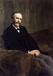 Alma-Tadema | Arthur James Balfour, 1st Earl of Balfour, 1891 | Giclée Canvas Print