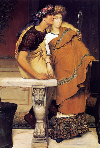 The Honeymoon, 1868 | Alma-Tadema | Painting Reproduction