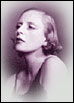 Portrait of Tamara de Lempicka (inspired by)