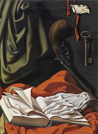 Lempicka | The Key, c.1946 | Giclée Canvas Print