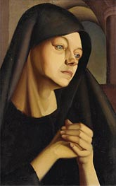 Lempicka | The Widow, c.1924 | Giclée Canvas Print