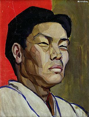 The Chinaman, 1921 | Lempicka | Painting Reproduction