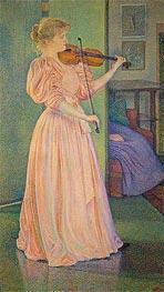 Irma Sethe, 1894 by Rysselberghe | Giclée Canvas Print