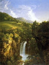 Thomas Cole | Genesee Scenery (Poop), 1847 | Giclée Canvas Print