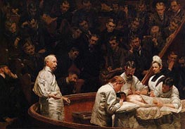 Thomas Eakins | The Agnew Clinic | Giclée Canvas Print