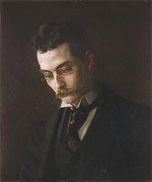 Thomas Eakins   Francis J. Ziegler   Giclée Canvas Print