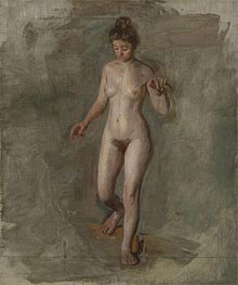 Thomas Eakins | The Model, c.1908 | Giclée Canvas Print