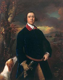 Gainsborough | Portrait of Samuel Kilderbee, c.1757 | Giclée Canvas Print