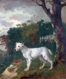 Gainsborough | 'Bumper', a Bull Terrier, 1745 | Giclée Canvas Print