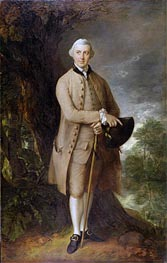 Gainsborough | William Johnstone-Pulteney, Later 5th Baronet, c.1772 | Giclée Canvas Print