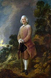 Gainsborough | Dr Ralph Schomberg, a.1770 | Giclée Canvas Print