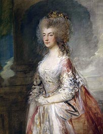 Gainsborough | Anne, Duchess of Cumberland | Giclée Canvas Print