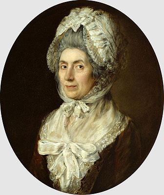 Mrs. Philip Dupont, c.1778 | Gainsborough | Painting Reproduction