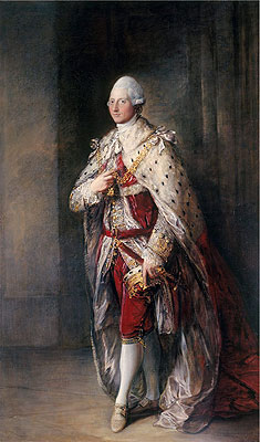 Henry, Duke of Cumberland, c.1773/77 | Gainsborough | Painting Reproduction