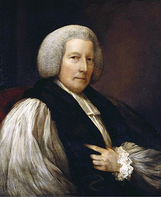 Richard Hurd, Bishop of Worcester, c.1783 | Gainsborough | Painting Reproduction