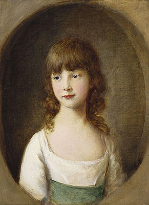 Princess Mary, 1782   Gainsborough   Painting Reproduction