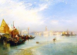 Thomas Moran | The Fisherman's Wedding Party | Giclée Canvas Print