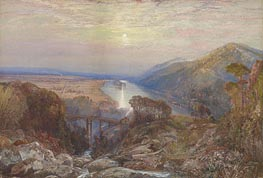 Thomas Moran | View of the Susquehanna | Giclée Paper Print