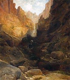 Side Canyon of the Colorado, 1878 by Thomas Moran | Giclée Canvas Print