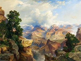 The Grand Canyon, 1913 by Thomas Moran | Giclée Canvas Print