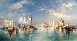Thomas Moran | Venice, 1898 | Giclée Canvas Print
