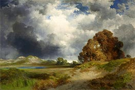 Thomas Moran | East Hampton | Giclée Canvas Print