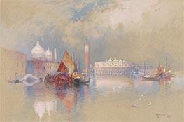 View of Venice, 1888 by Thomas Moran | Giclée Paper Print