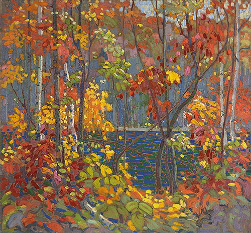 The Pool, c.1915/16 | Tom Thomson | Painting Reproduction