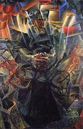 Umberto Boccioni | Matter | Giclée Canvas Print