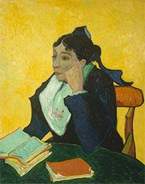 Vincent van Gogh | L'Arlesienne: Madame Joseph-Michel Ginoux | Giclée Canvas Print