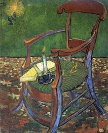 Vincent van Gogh   Paul Gauguin's Arm Chair   Giclée Canvas Print