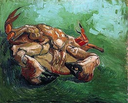 Vincent van Gogh | Crab on Its Back | Giclée Canvas Print