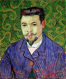 Vincent van Gogh | Portrait of Doctor Felix Rey | Giclée Canvas Print