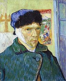 Vincent van Gogh | Self-Portrait with Bandaged Ear | Giclée Canvas Print