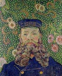 Vincent van Gogh | Portrait of the Postman Joseph Roulin | Giclée Canvas Print