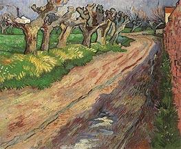 Vincent van Gogh | Pollard Willows | Giclée Canvas Print