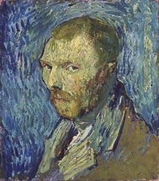 Vincent van Gogh | Self Portrait, 1889 | Giclée Canvas Print