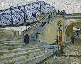 Vincent van Gogh | The Trinquetaille Bridge, 1888 | Giclée Canvas Print