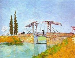 Vincent van Gogh | The Langlois Bridge at Arles, May 1888 | Giclée Canvas Print