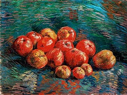 Vincent van Gogh | Still Life with Apples | Giclée Canvas Print