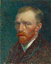 Vincent van Gogh | Self-Portrait | Giclée Canvas Print