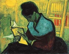 Vincent van Gogh | Roman's Reader, 1888 | Giclée Canvas Print
